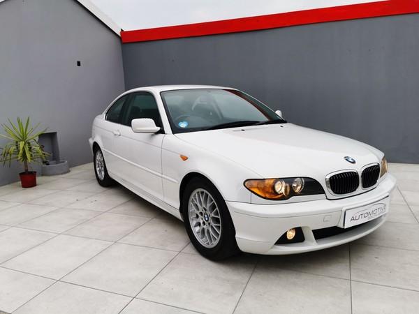 2005 BMW 3 Series 325ci Coupe Excl At e46fl  Gauteng Randburg_0