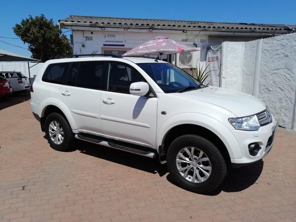 2014 Mitsubishi Pajero Sport 2.5D 4X2 Auto Western Cape Cape Town_0