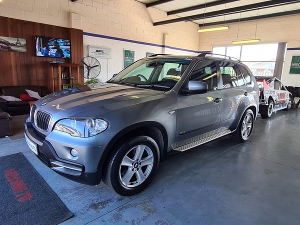 2008 BMW X5 3.0d Activity At e70  Western Cape Kuils River_0