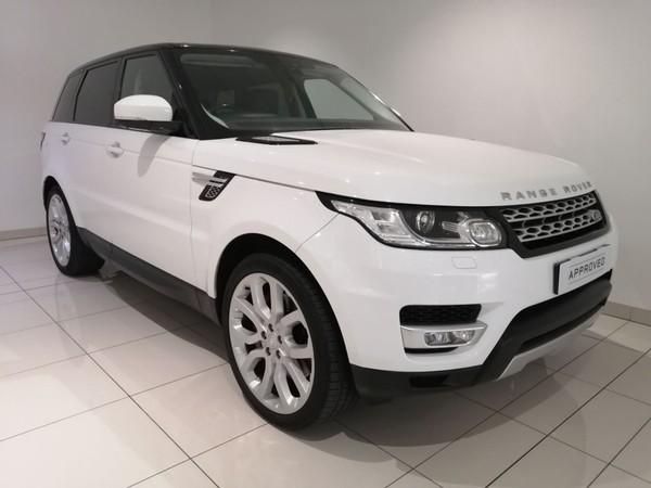 2017 Land Rover Range Rover Sport 3.0 SD V6 HSE Western Cape Stellenbosch_0