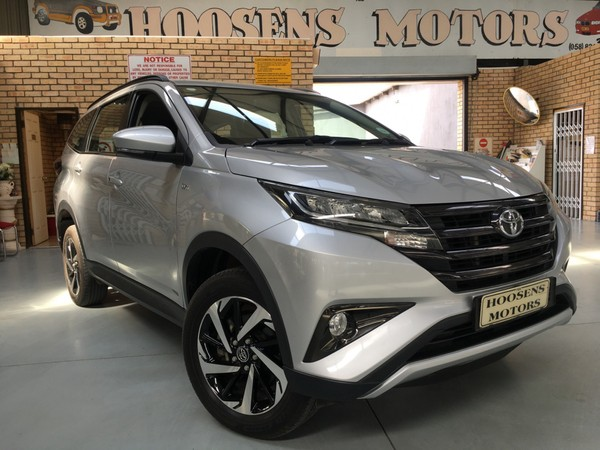 2018 Toyota Rush 1.5 Free State Villiers_0