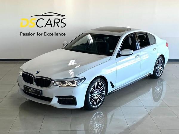 2017 BMW 5 Series 530i M Sport Auto Western Cape Century City_0