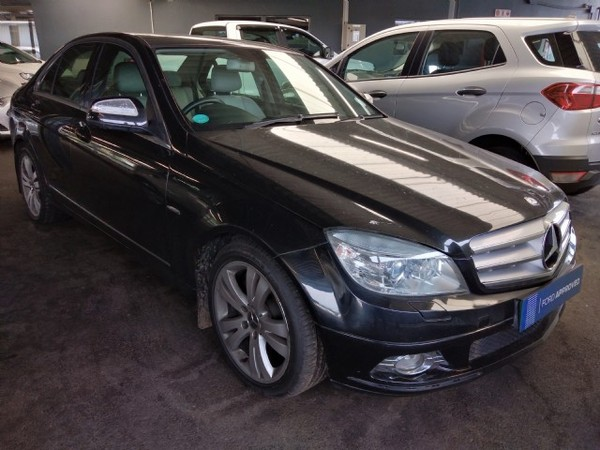 2009 Mercedes-Benz C-Class C200k Elegance At  Kwazulu Natal Mount Edgecombe_0