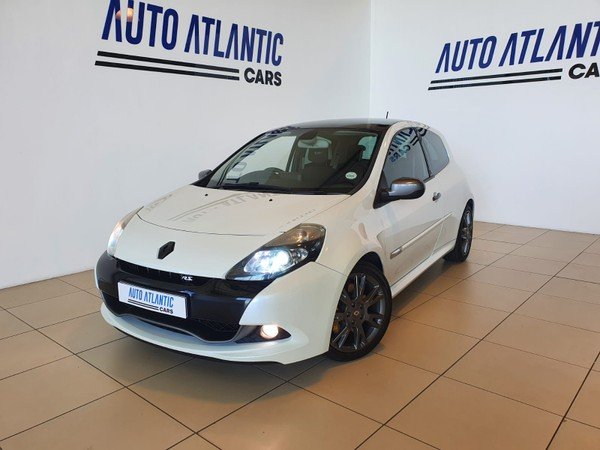 2010 Renault Clio Iii 2.0 Rs 20th Edition 3dr  Western Cape Cape Town_0