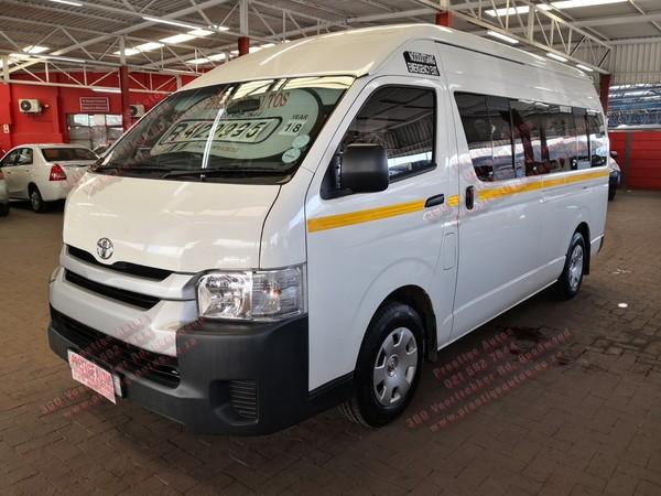 2018 Toyota Quantum 2.5 D-4d Sesfikile 16s  Western Cape Goodwood_0