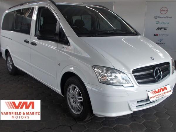 2013 Mercedes-Benz Vito 116 Cdi Shuttle  Gauteng Pretoria North_0