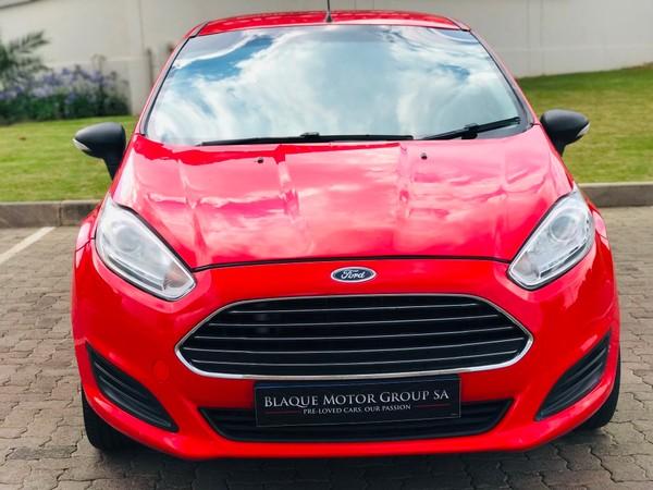 2015 Ford Fiesta 1.4 Ambiente 5-Door Gauteng Germiston_0