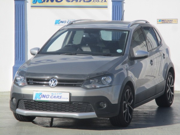 2012 Volkswagen Polo 1.6 Cross 5dr  Eastern Cape Port Elizabeth_0
