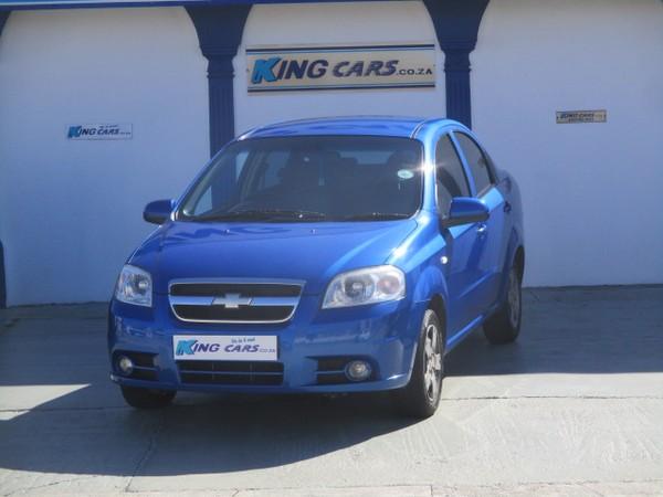 2012 Chevrolet Aveo 1.6 Ls  Eastern Cape Port Elizabeth_0