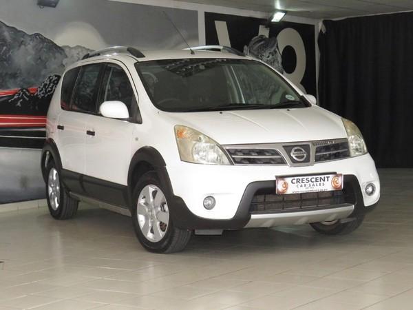 2014 Nissan Livina 1.6 Acenta X-gear  Kwazulu Natal Pietermaritzburg_0