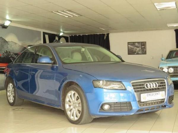 2009 Audi A4 2.0 Tdi Attraction Multi b8  Kwazulu Natal Pietermaritzburg_0