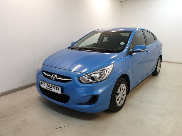 2018 Hyundai Accent 1.6 Gl  Gauteng Roodepoort_0