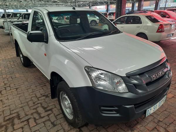 2015 Isuzu KB Series 250 D-TEQ Fleetside Safety Single cab Bakkie Gauteng Vereeniging_0