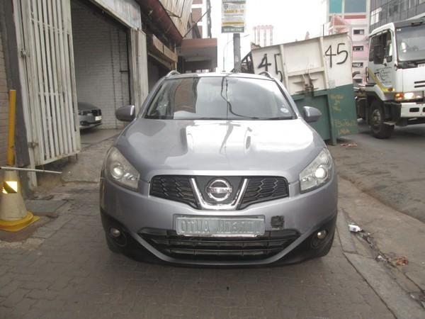 2013 Nissan Qashqai 2.0 Acenta Cvt  Gauteng Johannesburg_0