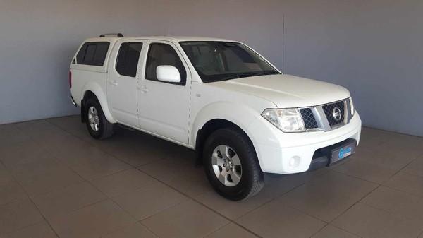 2011 Nissan Navara 2.5 Dci  Xe Pu Dc  Western Cape Malmesbury_0