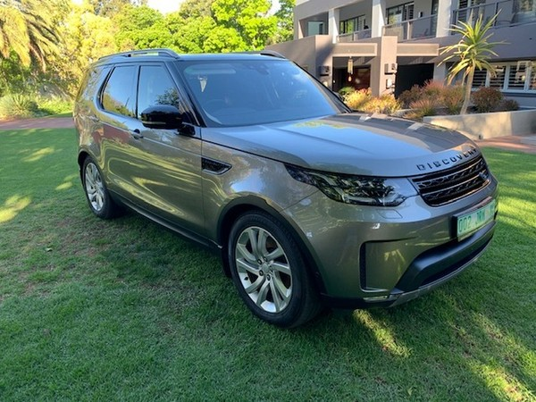 2017 Land Rover Discovery 3.0 TD6 First Edition Free State Bloemfontein_0