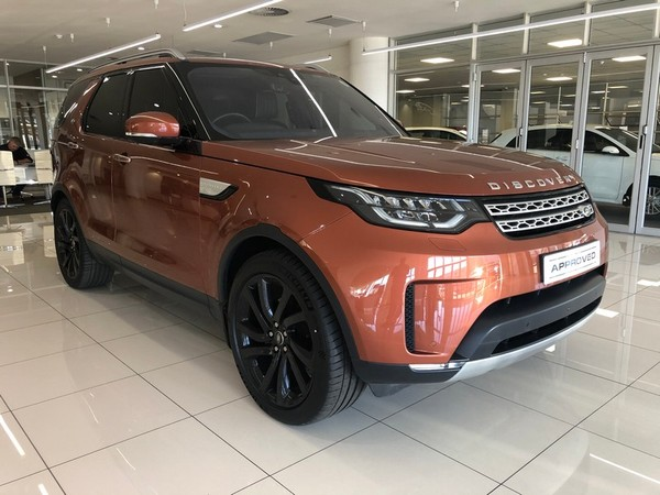 2019 Land Rover Discovery 3.0 TD6 HSE Luxury Free State Bloemfontein_0