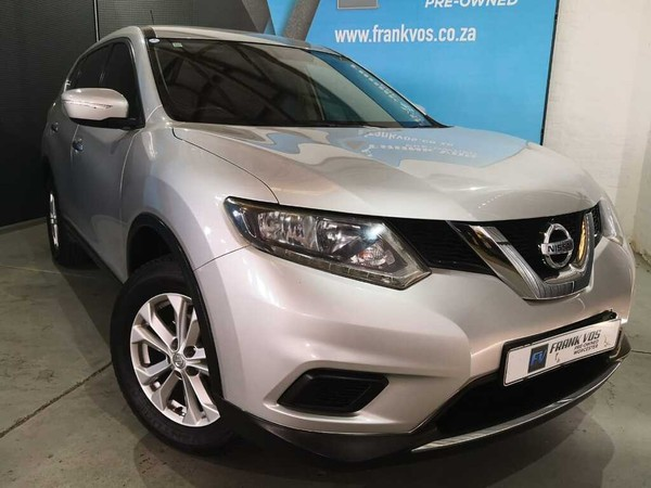 2015 Nissan X-Trail 2.0 XE T32 Western Cape Worcester_0
