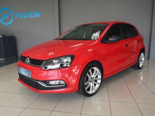 2015 Volkswagen Polo 1.2 TSI Trendline 66KW Western Cape Kuils River_0