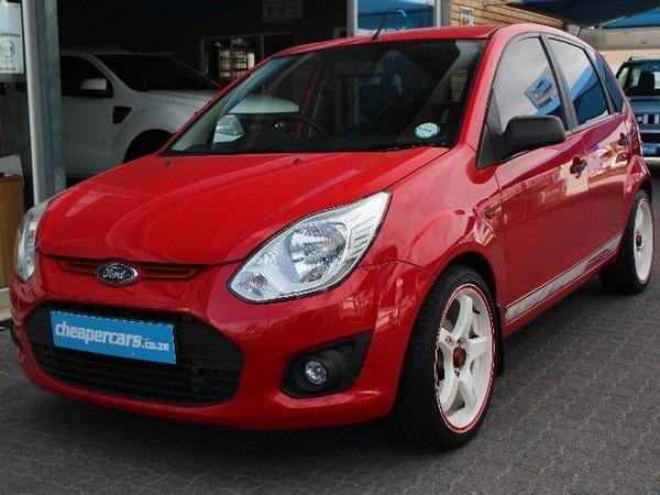 2012 Ford Figo 1.4 Ambiente  Western Cape Bellville_0