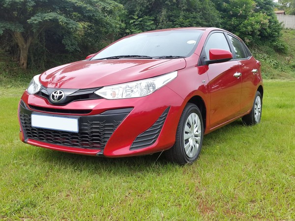 2018 Toyota Yaris 1.5 Xi 5-Door Kwazulu Natal Durban North_0