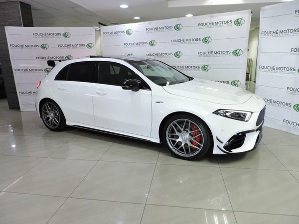 2021 Mercedes-Benz A-Class A45 S 4MATIC Gauteng Vereeniging_0