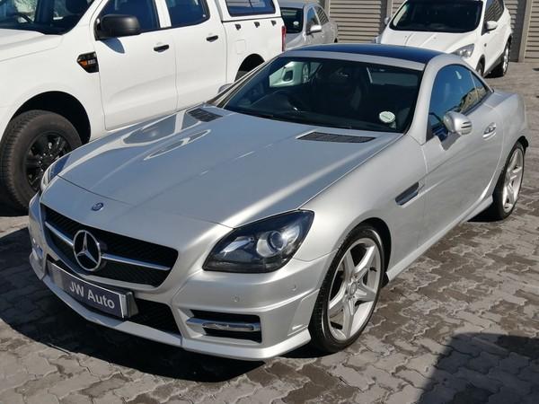 2014 Mercedes-Benz SLK-Class SLK 200 Automatic Eastern Cape Port Elizabeth_0