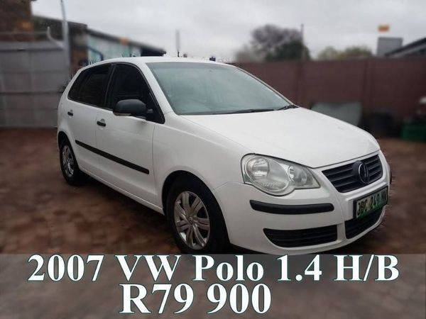 2007 Volkswagen Polo 1.4 Trendline  North West Province Potchefstroom_0