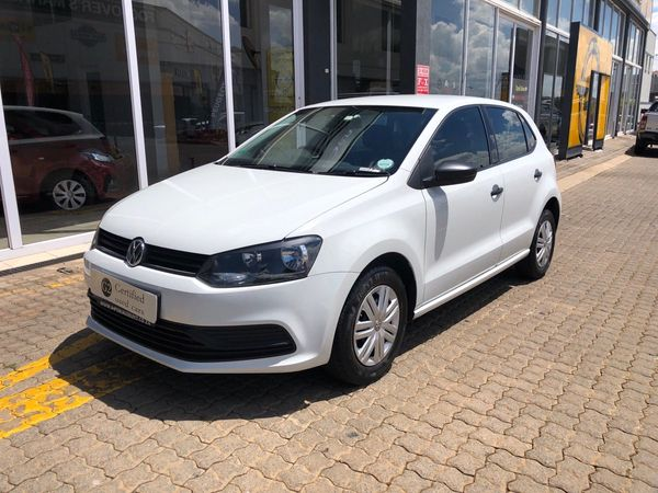 2016 Volkswagen Polo 1.2 TSI Trendline 66KW Gauteng Alberton_0