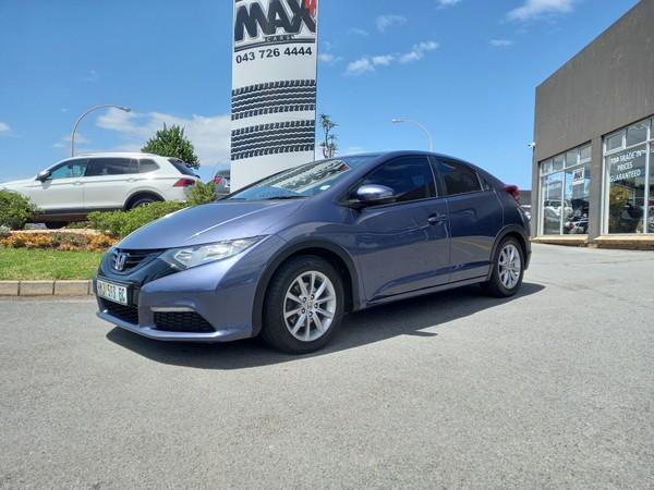 2015 Honda Civic 1.8 Elegance 5dr  Eastern Cape Nahoon_0