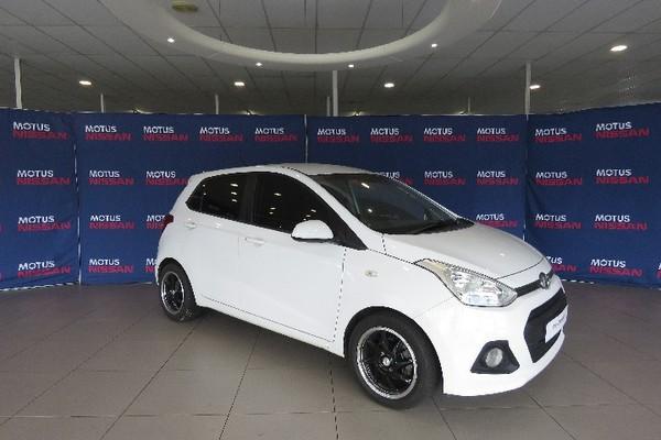 2015 Hyundai Grand i10 1.25 Motion Western Cape Parow_0