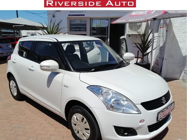 2014 Suzuki Swift 1.2 GL Western Cape Cape Town_0