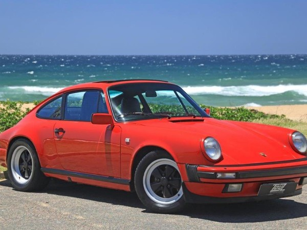 1989 Porsche 911 Coupe  Kwazulu Natal Umhlanga Rocks_0