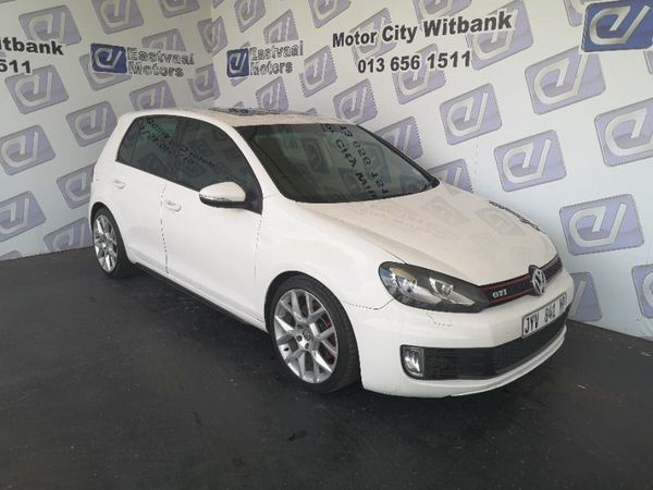 2011 Volkswagen Golf Vi Gti 2.0 Tsi  Mpumalanga Witbank_0