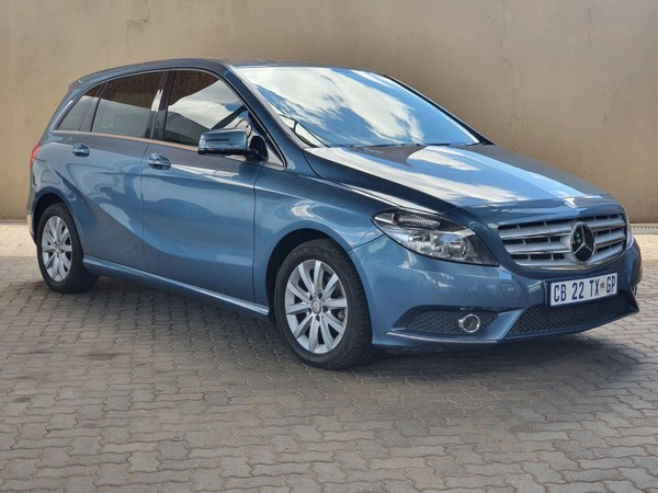 2012 Mercedes-Benz B-Class B 180 Cdi Be At  Gauteng Pretoria_0