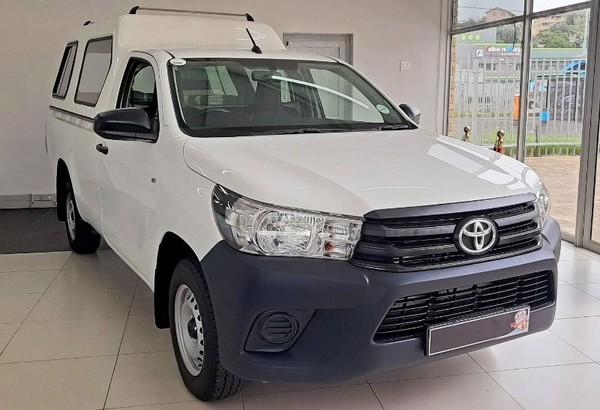 2019 Toyota Hilux 2.4 GD AC Single Cab Bakkie Kwazulu Natal Amanzimtoti_0