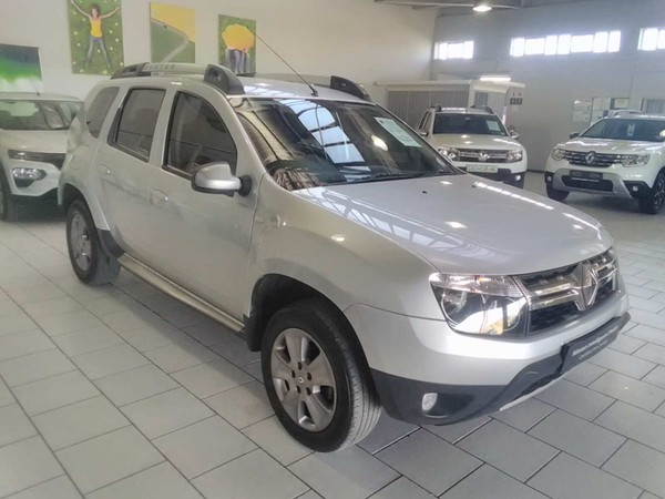 2016 Renault Duster 1.5 dCI Dynamique Northern Cape Kimberley_0