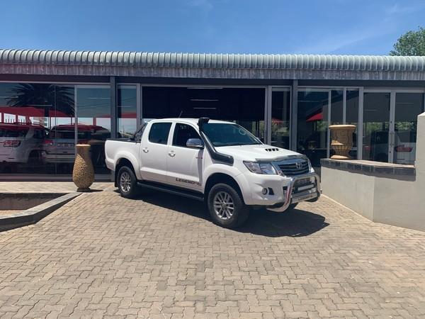 2016 Toyota Hilux 3.0D-4D LEGEND 45 RB AT Double Cab Bakkie Mpumalanga Delmas_0