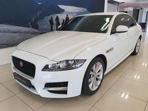 2018 Jaguar Xf 2.0 R-Sport Auto 221KW Gauteng Pretoria_0