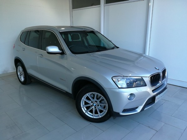 2012 BMW X3 Xdrive20d At  Western Cape Cape Town_0