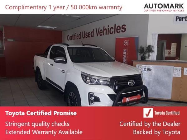 2020 Toyota Hilux 2.8 GD-6 RB Raider 4X4 Auto PU ECAB Gauteng Springs_0