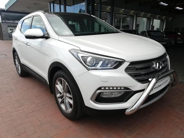 2016 Hyundai Santa Fe R2.2 Elite Auto Western Cape Worcester_0
