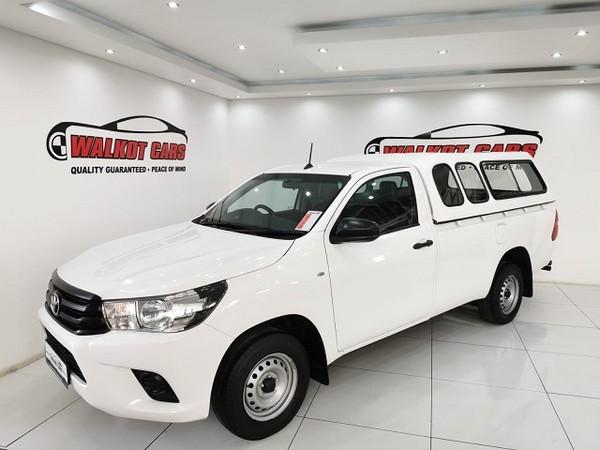 2017 Toyota Hilux 2.4 GD AC Single Cab Bakkie Kwazulu Natal Newcastle_0