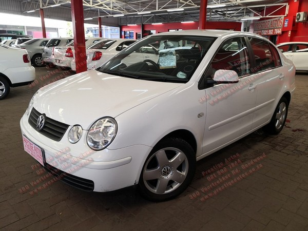 2004 Volkswagen Polo Classic 1.6  Western Cape Goodwood_0