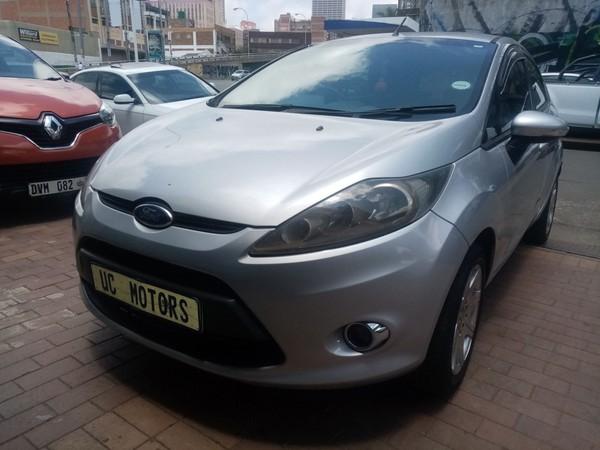 2012 Ford Fiesta 1.6 Ambiente  Gauteng Johannesburg_0