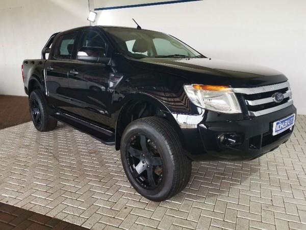 2013 Ford Ranger 3.2tdci Xlt 4x4 At Pu Dc  Mpumalanga Witbank_0