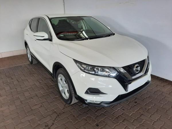 2019 Nissan Qashqai 1.2T Acenta Gauteng Vereeniging_0