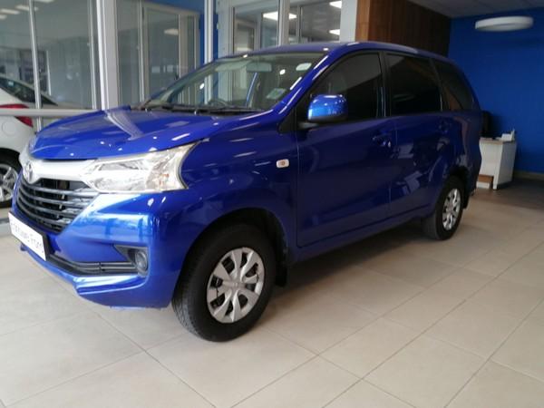 2016 Toyota Avanza 1.5 SX Kwazulu Natal Eshowe_0