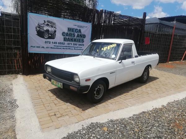 1995 Nissan 1400 Bakkie Champ b01 Pu Sc  North West Province Rustenburg_0