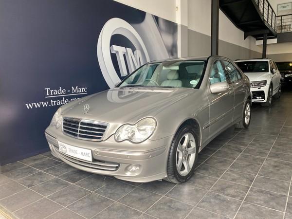 2005 Mercedes-Benz C-Class C200k Avantgarde At  Gauteng Four Ways_0